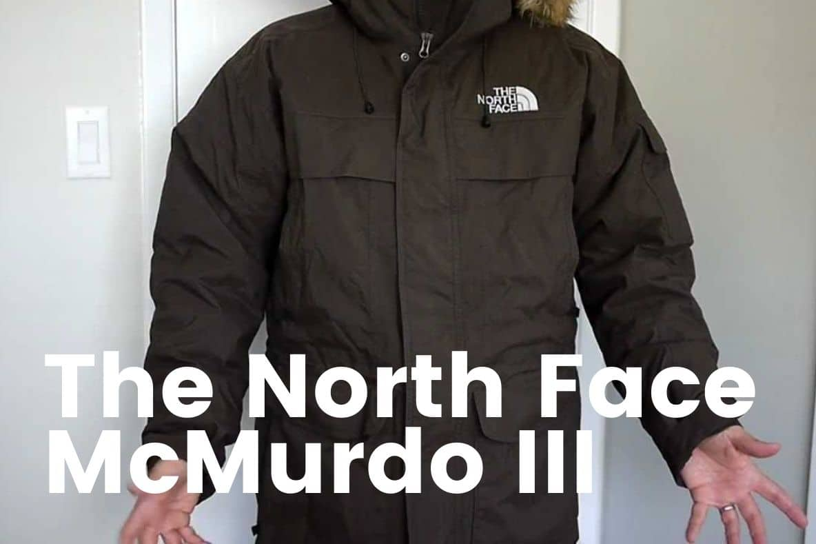 The North Face McMurdo III (1)